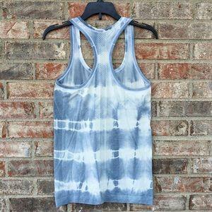 Lululemon swiftly tank tie dye size 6